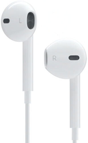 гарнитура Earphones для Iphone 5 Md827fea в интернет магазине