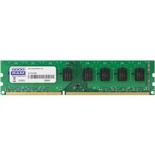6eca1cb2b6a7 Купить Модуль памяти GOODRAM DDR3 4Gb 1333Mhz БЛИСТЕР (GR1333D364L9S 4G)