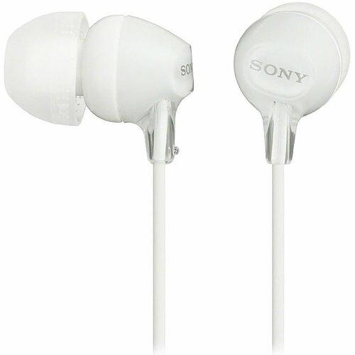≡ Наушники SONY MDR-EX15LP White - в интернет-магазине Фокстрот ... 453db7dcc075f