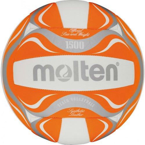 Мяч волейбольный MOLTEN (BV1500-OR)