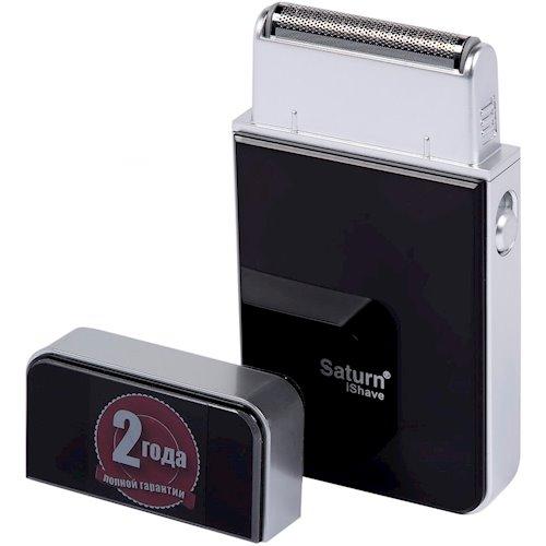 ≡ Электробритва SATURN ST-HC8018 black - в интернет-магазине ... 76220f3477db1