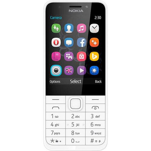 d9249642c259f ≡ Мобильный телефон NOKIA 230 Dual SIM Silver White - в интернет ...