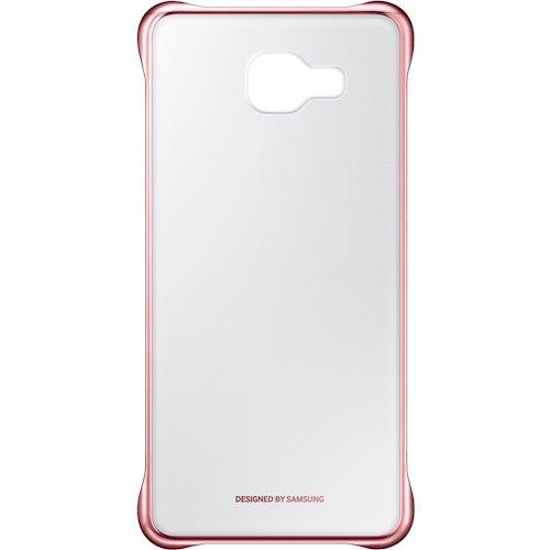 Купити Чохол для SAMSUNG Samsung Galaxy A5 (2016) A510 - Clear Cover (Pink