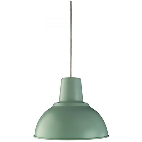 Светильник PHILIPS Massive Hearst 408493310 1x60W 230V Green без лампы (915004274501)
