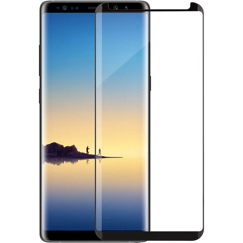 Купить Защитное стекло MAKEFUTURE 3D Samsung Note 8 Black (MG3D-SN8B) 6e2cfdd70d494