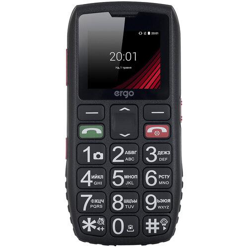 75231e70e4e09 ≡ Мобільний телефон ERGO F184 Respect Dual Sim - купити в інтернет ...