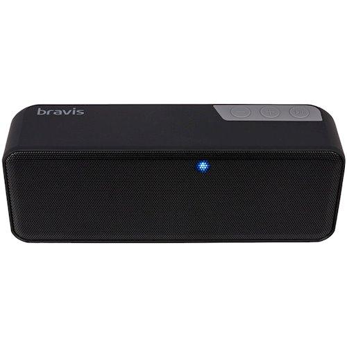 ≡ Портативна акустика BRAVIS BS03 Black - купити в інтернет ... 12a183a79dd8c
