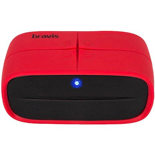 ≡ Портативна акустика BRAVIS BW08 Red - купити в інтернет-магазині ... da05c86d96747