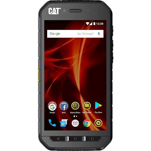 000e70b03d2b0 ≡ Смартфон CAT S41 Black - в интернет-магазине Фокстрот: цены ...
