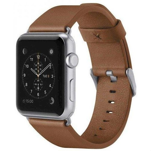 Ремешок BELKIN Classic Leather Band for Apple Watch 38 mm Brown (F8W731btC01)