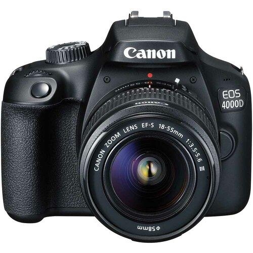 Фотоаппарат CANON EOS 4000D 18-55 DC III (3011C004AA)