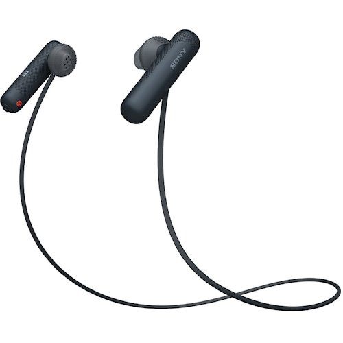 ≡ Навушники SONY WI-SP500 (WISP500B.E) Black - купити в інтернет ... 20d7a311be5a8
