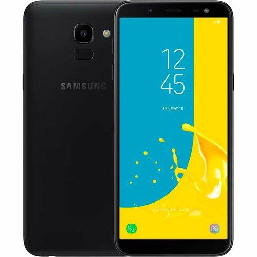 a574f29b5aed7 ≡ Смартфон SAMSUNG Galaxy J6 2/32Gb Duos Black (SM-J600FZKDSEK) - в ...