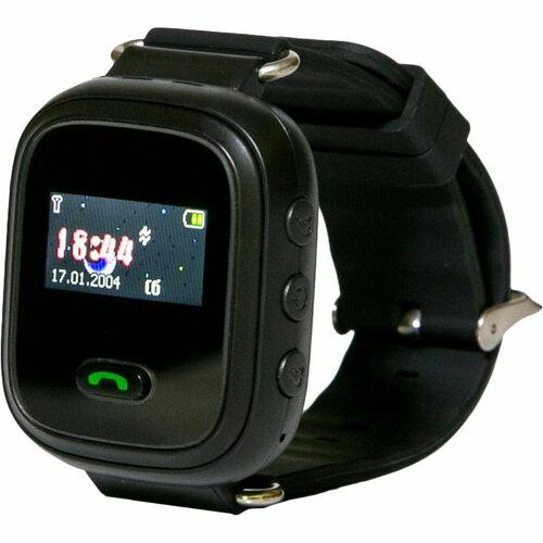 ≡ Смарт-часы GOGPS ME K11 Черный (K11BK) - в интернет-магазине ... 97ac50f0aa892
