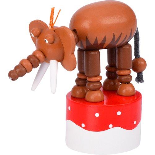 Дергунчик GOKI Слон (53948G-3)
