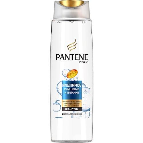 Шампунь PANTENE PRO-V Мицеллярное очищение и питание 250 мл (8001090481078)