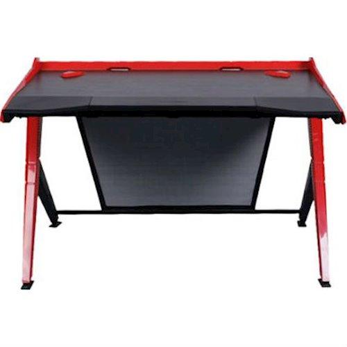 Компьютерный стол DXRACER GD/1000/NR (черный/красная вставка)