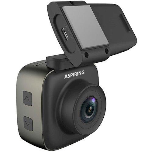 Видеорегистратор ASPIRING EXPERT 4 WI-FI, GPS, MAGNET (EX191201)