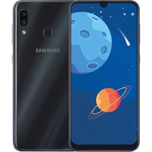 9f1dfed054d61 ≡ Смартфон SAMSUNG Galaxy A30 3/32Gb Duos Black (SM-A305FZKUSEK ...