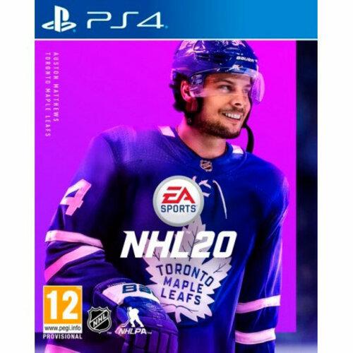 Игра NHL20 для PS4