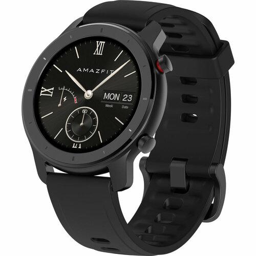 Смарт-часы XIAOMI Amazfit GTR 42 mm Black