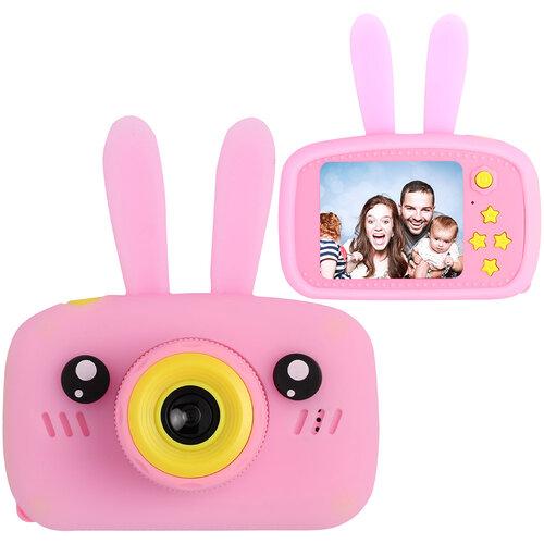 Фотоаппарат детский XOKO KVR-010 Rabbit Pink (KVR-010-PN)
