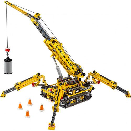 Конструктор LEGO Technic Подъемный гусеничный кран 920 ...
