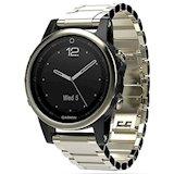 Купити Спортивний годинник GARMIN fenix 5S Sapphire Champagne with metal  band (010-01685- b38dadbbf038d