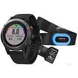 Купити Спортивний годинник GARMIN fenix 5 Performer Bundle - Slate grey  with black band b28f0ce1eb3e4