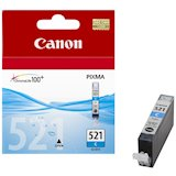 Картридж CANON CLI-521C Cyan (2934B004)