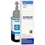 Чернила EPSON L800 Cyan (C13T67324A)