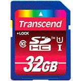 Карта памяти TRANSCEND SDHC 32 GB (CLASS 10) UHS-I Ultimate X600 (TS32GSDHC10U1)