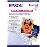 Фотобумага EPSON Matte Paper-Heavyweight A3+ 167г/м2, 50л (C13S041264)