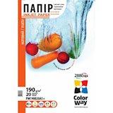 Фотобумага ColorWay PM190-20 A4 (PM190020A4)