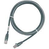 Патч-корд MOLEX PC RJ45 568B UTP stranded PC 5e LS0H 2m Grey (PCD-01003-0E)