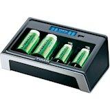 Универсальное зарядное устройство VARTA AA/AAA LCD Universal Charger (57678101401)