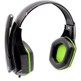 Гарнитура GEMIX W-330 black-green
