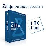 ZILLYA Internet Security, 1 PC 1 Year