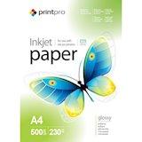 Фотобумага PRINT PRO бумага глянц. 230г/м A4 500л. (PGE230500A4)