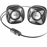 Компьютерная акустика TRUST Xilo Compact 2.0 Speaker Set black (21180)