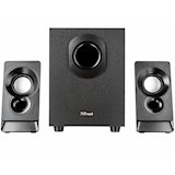Компьютерная акустика TRUST Argo 2.1 Subwoofer Speaker Set USB black (21038)