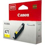 Картридж CANON CLI-471 Yellow (0403C001)