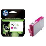 Картридж струйный HP No.920XL OJ6000/6500/7000/7500 magenta (CD973AE)