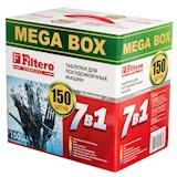 Таблетки для посудомоечной машины FILTERO 7 в 1 (150 шт)
