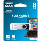 Флеш-драйв GOODRAM TWISTER 8 GB (UTS2-0080K0R11)