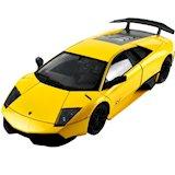 Машинка MEIZHI 1:18 Lamborghini LP670-4 SV (MZ-2152y)