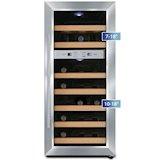 Винный холодильник CASO WineDuett 21