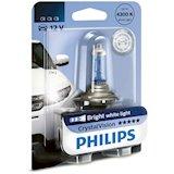 Галогенная лампа PHILIPS H11 Cristal Vision 4300K 1 шт/блистер (12362CVB1)