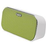 Портативная акустика RAPOO A500 bluetooth 4.0 green