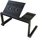 Столик трансформер для ноутбука UFT Gigatron Black